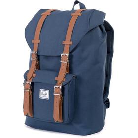 Herschel Little America Mid-Volume Backpack 17L navy/tan